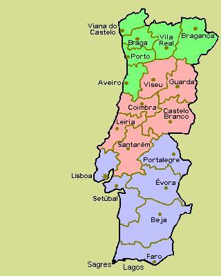 mapa de portugal sagres As Ecolas de Sagres   Ache Tudo e Região mapa de portugal sagres
