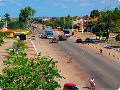 Bacabeira Maranhão fonte: www.achetudoeregiao.com.br