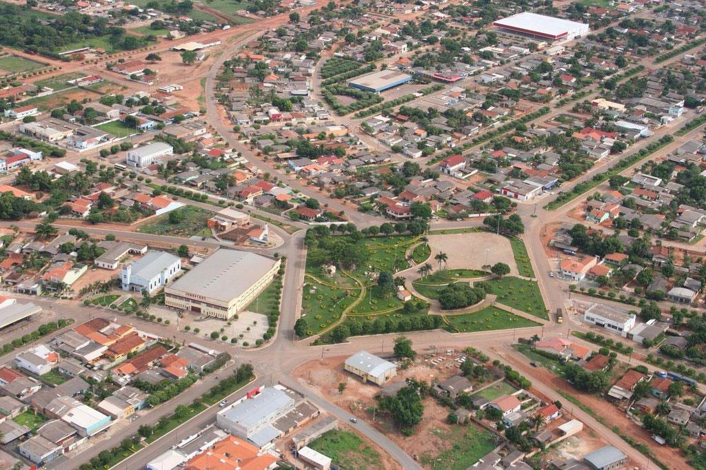 Colíder Mato Grosso fonte: www.achetudoeregiao.com.br