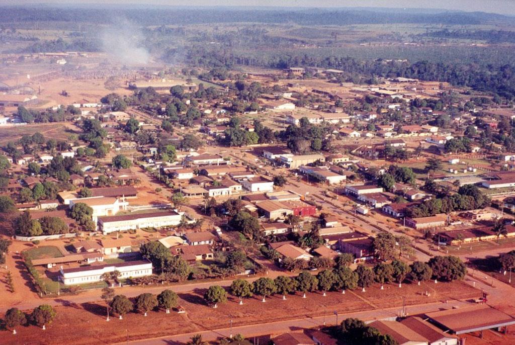 Juruena Mato Grosso fonte: www.achetudoeregiao.com.br